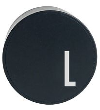 Design Letters Adapter - L - Black