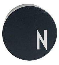 Design Letters Adapter - N - Black