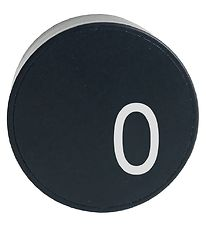 Design Letters Adapter - O - Black
