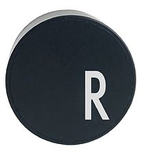 Design Letters Adapter - R - Black