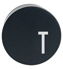 Design Letters Adapter - T - Black