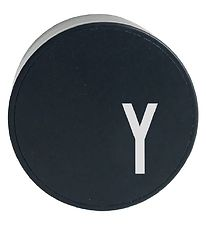 Design Letters Adapter - Y - Black