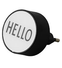 Design Letters Adapter - Hello - White
