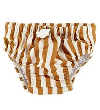 Liewood Swim Diaper - Frej - UV50+ - Orange Striped