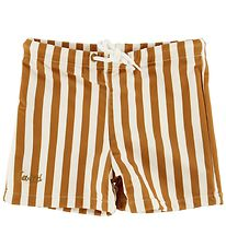 Liewood Swim Pants - Otto - UV50+ - Orange Striped