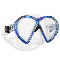 Scubapro Diving Mask - Vibe 2 - Transparent Blue