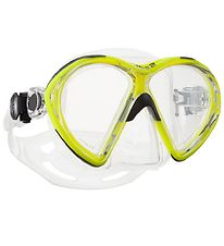 Scubapro Diving Mask - Vibe 2 - Neon Yellow