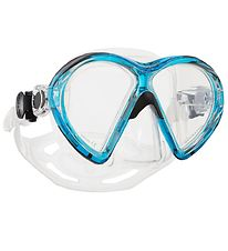 Scubapro Diving Mask - Vibe 2 - Transparent Aqua Blue