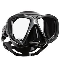 Scubapro Diving Mask - Spectra - Black/Silver