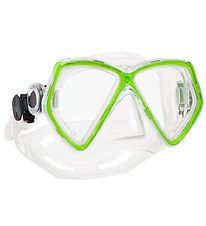 Scubapro Diving Mask - Mini VU - Transparent Green