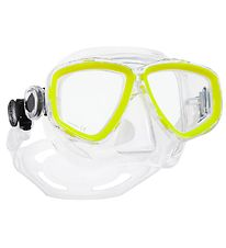 Scubapro Diving Mask - Ecco - Neon Yellow