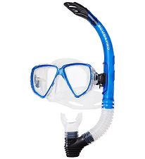 Scubapro Snorkeling Set - Currents Adult - Blue
