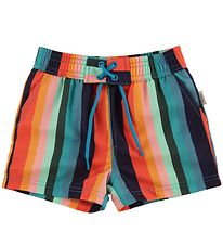 Paul Smith Junior Swim Trunks - Toshiro - Multi Striped