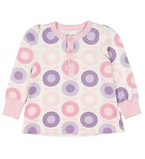 Katvig Blouse - Rose w. Apples