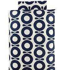 Katvig Duvet Cover - Junior - White w. Apples
