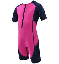 Aqua Lung Wet Suit - Stingray - UV50+ - Pink/Navy