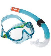 Aqua Lung Snorkeling Set - Mix - Petrol