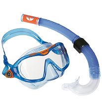 Aqua Lung Snorkeling Set - Mix - Blue