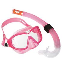 Aqua Lung Snorkeling Set - Mix - Pink