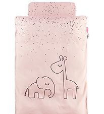 Done By Deer Duvet Cover - Junior - Dreamy Dots - Powder