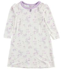 Joha Nightdress - White w. Unicorn