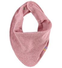 Joha Teething Bib - Rib - Rose Melange
