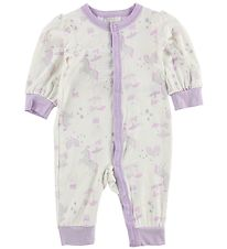 Joha Night Suit - White w. Circus