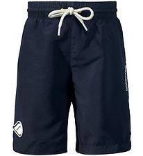 Didriksons Swim Trunks - Splash - Navy