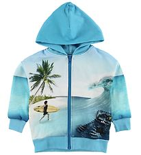 Vans X Molo Zip Thru Hoodie - Maurice - Surf Surprise