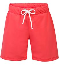Petit Crabe Swim Shorts - Alex - UV50 - Dark Coral
