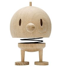 Hoptimist Junior Woody Bumble - 10 cm - Raw Oak