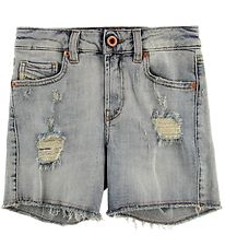Diesel Shorts - Calzoncini - Light Blue Denim