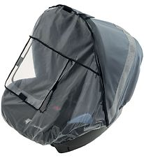 Reer Pram Rain Cover - Black