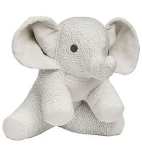 Cam Cam Soft Toy - Elephant - Grey Wave
