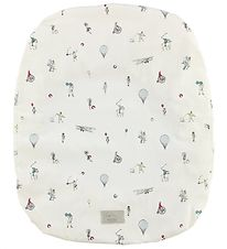 Cam Cam Changing Pad Cover - Holiday