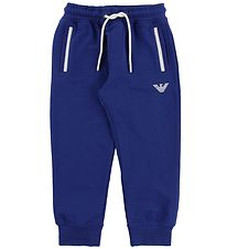 Emporio Armani Sweatpants - Blue