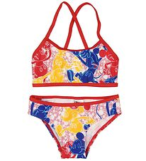 Speedo Bikini - Mickey Mouse - Red/White