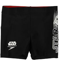 Speedo Swim Pants - Aqua Short - Star Wars - Black