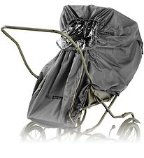 Elodie Details Pram Rain Cover - Golden Grey
