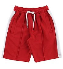 Grunt Shorts - Nikkolas - Red