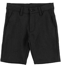 Grunt Shorts - Dude - Dark Grey Melange