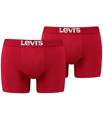 Levis Boxers - 2-Pack - Boxers Breif - Red