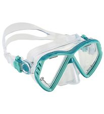 Aqua Lung Diving Mask - Cub Jr - Light Petrol