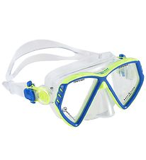 Aqua Lung Diving Mask - Cub Kid - Light Green/Blue