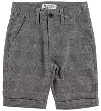 Hound Shorts - Chino - Grey Check
