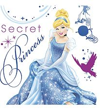 Room Mates Wallstickers - Cinderella