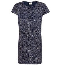 The New Dress - Lovisa - Navy/Pattern