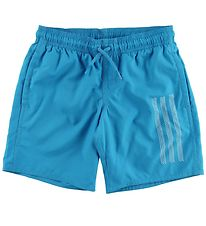 adidas Performance Swim Trunks - 3S - Turquoise