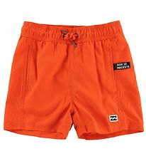 Billabong Swim Trunks - All Day - Orange