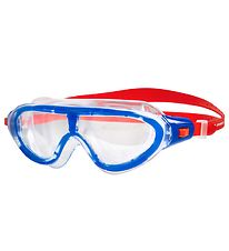 Speedo Swim Goggles - Rift Junior - Blue/Red